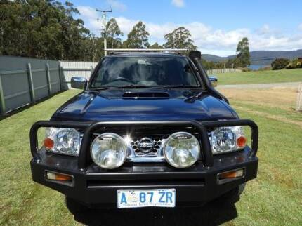 Nissan Navara D22 STR