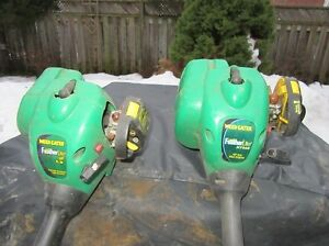 2 FEATHERLITE WEED WACKERS, As is, both have good compression Stratford Kitchener Area image 4