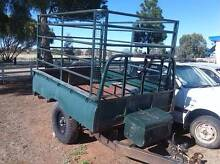 Toyota caged trailer 6x4 heavy duty Peterborough Peterborough Area Preview