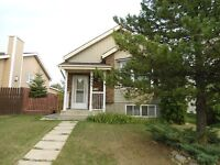 IDEAL 4-BDRM BI-LEVEL HOME WITH DETACHED DBLE GARAGE IN LA PERL