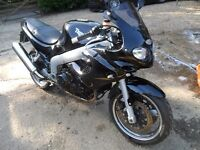 Triumph 955 RS Sprint in Black 2003 and with low mileage