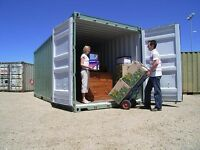 Self Storage in Birmingham city centre 20 foot container £35 a week Including VAT limited time offer