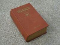 Wisden Cricketers' Almanack, 1947 hardback
