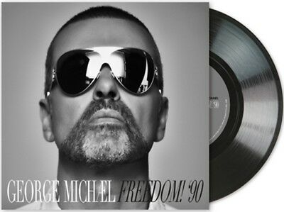 """George Michael Freedom! 90 HMV Exclusive 7"""" Vinyl. SOLD OUT. SEALED"""