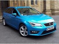 2014 SEAT Leon ST 2.0 TDI 184 FR 5 door [Technology Pack] Diesel Estate