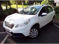 2014 Peugeot 2008 1.4 HDi Access+ 5 door Diesel Estate
