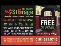 Failsworth Self-Storage Ltd