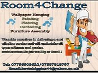 ROOM4CHANGE (GENERAL HOME AND GARDEN MAINTENANCE CO)