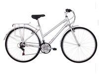 Activ Oakland 700c Alloy 19 Inch Hybrid Bike - Women's.