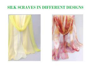 Brand New Dresses, Silk Scarf, Wallets... on Clearance Sales