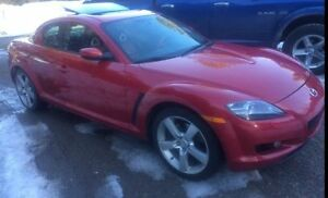 Mazda RX-8 GT 6 Speed (Fully Loaded)
