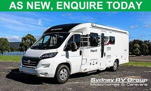 U3316 Swift Esprit 494 Auto 2014, Beautifully Appointed, LOW KM's Penrith Penrith Area Preview