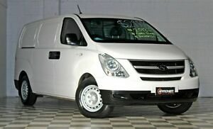 2013 Hyundai iLOAD TQ MY13 White 4 Speed Automatic Van Burleigh Heads Gold Coast South Preview