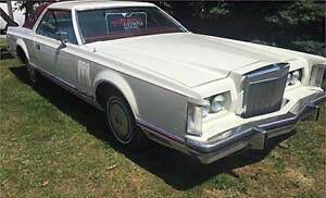1979 Lincoln Continental Mark V **COLLECTORS SERIES**