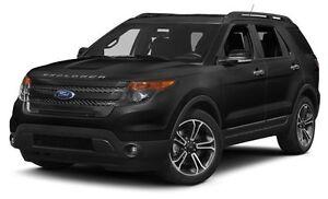 2013 Ford Explorer Sport Nav. Moonroof. EcoBoost. Trailer Tow.