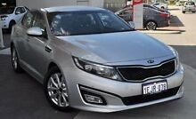 2013 Kia Optima  Silver Sports Automatic Sedan Glendalough Stirling Area Preview