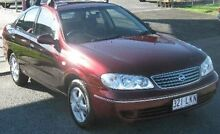 2005 Nissan Pulsar N16 MY2004 ST-L Brown 4 SPEED Automatic Sedan Bungalow Cairns City Preview