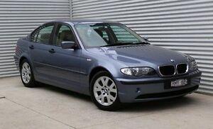 2002 BMW 318I E46 MY2002 Executive Steptronic Blue 5 Speed Sports Automatic Sedan Thomastown Whittlesea Area Preview