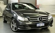 2013 Mercedes-Benz E220 W212 MY12 BlueEFFICIENCY 7G-Tronic + Avantgarde Grey Metallic 7 Speed Myaree Melville Area Preview