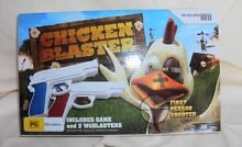 WII CHICKEN BLASTER BOX SET Elimbah Caboolture Area Preview