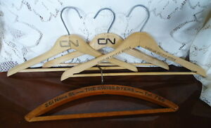 Vintage Canadian National Canadian Pacific Railway Hangers