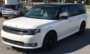 2017 Ford Flex LIMITED LEATHER NAV PANO ROOF