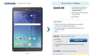"""Samsung Galaxy Tab A 8"""" 16 GB MINT! With Bill for Warranty."""