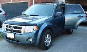 2011 Ford Escape XLT SUV, Crossover GREEN, DRIVEN for 2 YEARS