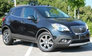 2016 Buick Encore Leather|Sunroof|Remote Start|Heated Seats|Navi