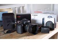 Canon 60D + Sigma 30mm f1.4