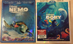 Brand new Finding Nemo & Finding Dory