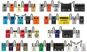 Wanted MXR pedals