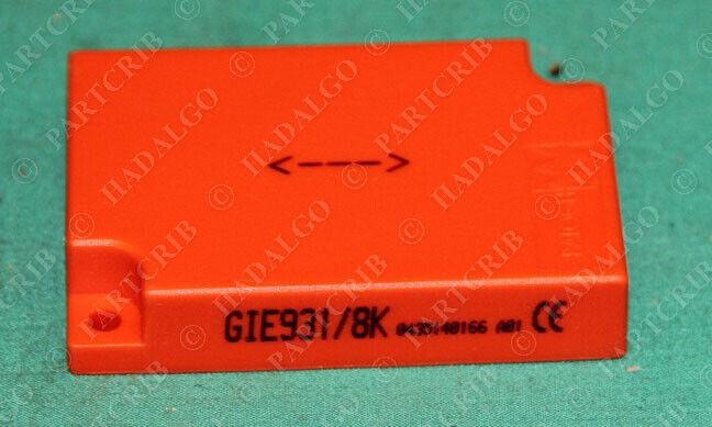 Balogh Gie931/8k Gie 931 Rfid Tag Enhanced Speed New
