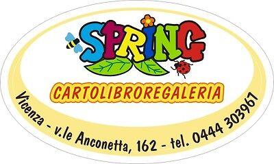 cartoleria spring
