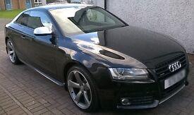 Audi A5 Black Edition 3.0 Quattro