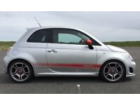 Fiat 500 1.2 Sport (with full Abarth kit worth £2k)