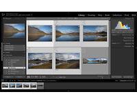 ADOBE PHOTOSHOP LIGHTROOM 6 MAC or PC