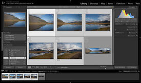 ADOBE LIGHTROOM 6 PC/MAC.