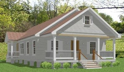 Custom House Home Building Plans Spacious 3 bed 1620 sf---PDF FULL PERMIT SET