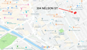 Parking Space - 304 Nelson St. Available May 1st
