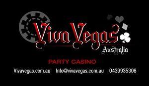 Party Fun Casino Roulette, Blackjack, Poker Busselton Busselton Area Preview