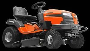 Gardening hire package (ride-on mower + trimmer + blower) Blacktown Blacktown Area Preview