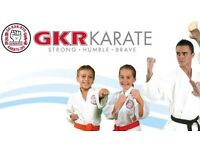 FREE TRIAL KARATE LESSON