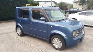 2006 NISSAN CUBE 3 Northgate Brisbane North East Preview