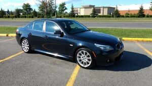 BMW 535xi 2008 AWD M package!! Negociable!!