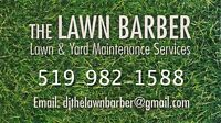 Grass Cutting - Booking for 2017 season - The Lawn Barber