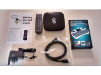 G-Box Q2 Android - IPTV Box + Free Keyboard