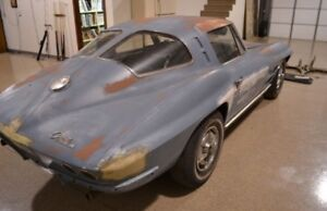 WANTED 1963 Chevrolet Corvette split window ANY CONDITION