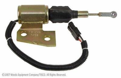 Made To Fit Case Cummins Fuel Solenoid J932529 J991167 3991167 5120 5130 5140
