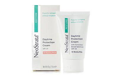NeoStrata Daytime Protection Cream SPF 23 40 g / 1.4 oz New in Box 100%Authentic